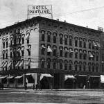 Old Pantlind Hotel Outside