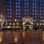 Amway Grand Plaza Hotel Outside